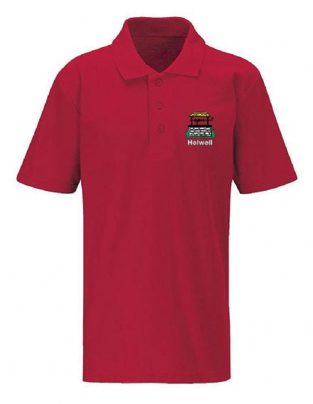 Holwell Red Polo